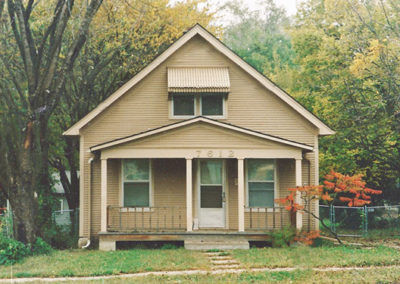 The House in the 1980's